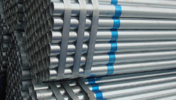 Q195 DN15 200 HDG Round Pipe for Water, Air and Gas Pipe